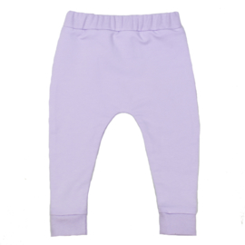 Slim fit pants | Purple Rose | Handmade