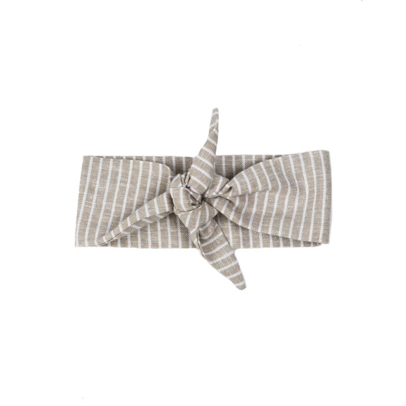 Haarband - Sand Lines - Handmade