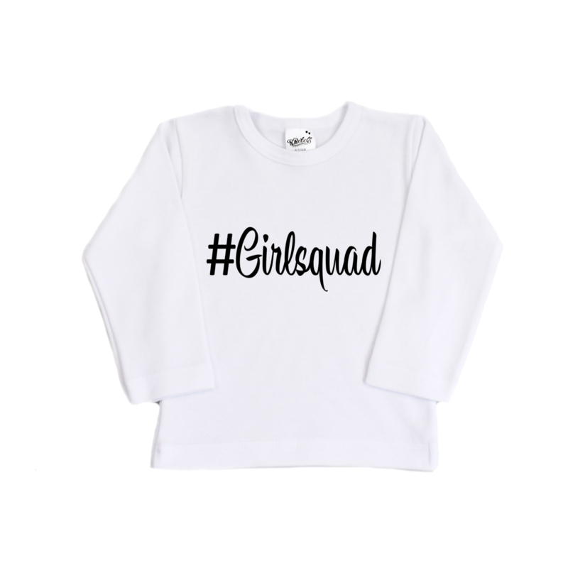 Shirt | #Girlsquad