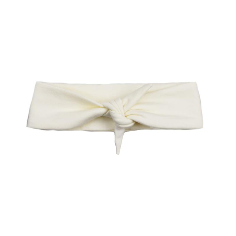 Haarband | Snowy White | Handmade
