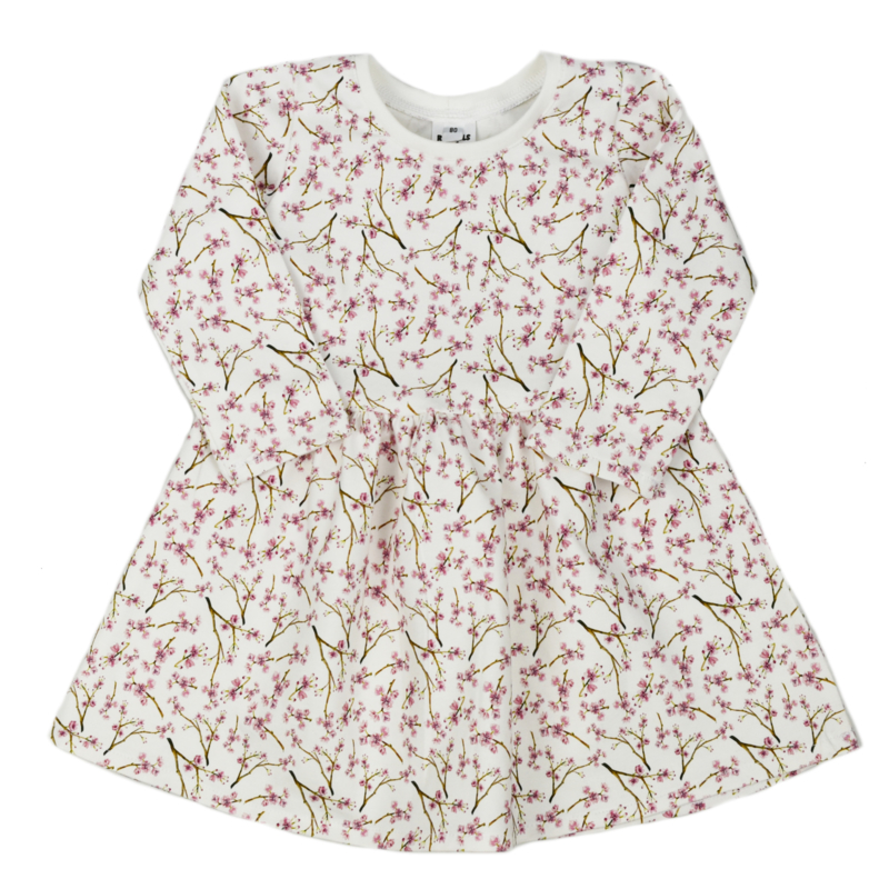 Longsleeve Dress | Blossom | Handmade