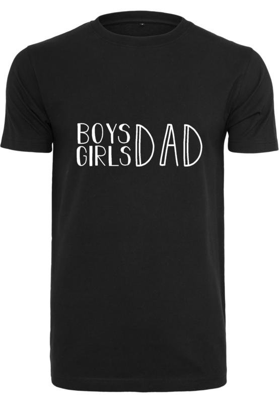 Heren Shirt - Boys Girls Dad