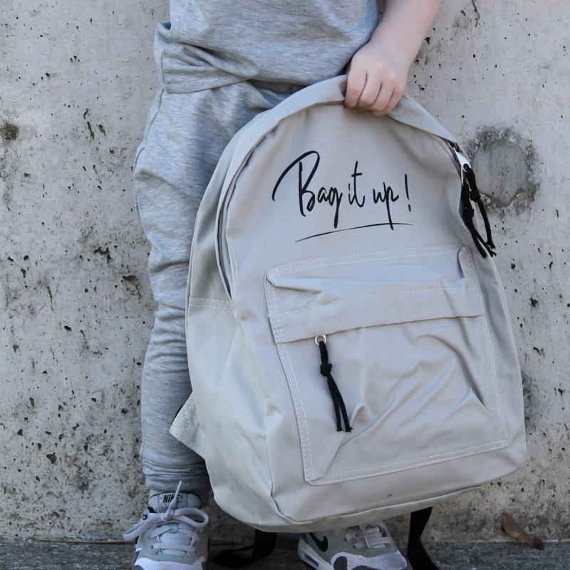 Rugtas - Bag it up!