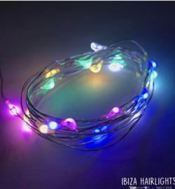 Ibiza hairlights multicolor