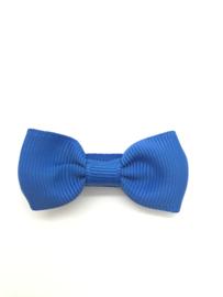 Kobalt blauw klein strikje