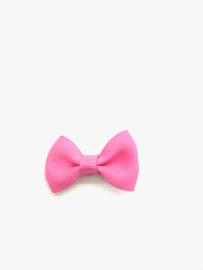 Baby/ peuter strikje roze