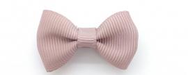 baby / peuter strikje oud roze