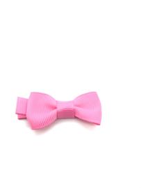 Roze klein strikje