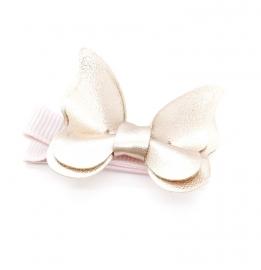 Haarspeldje met vlinder parelmoer