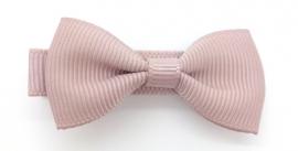 Oud roze klein strikje