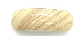 Haarspeld houtlook