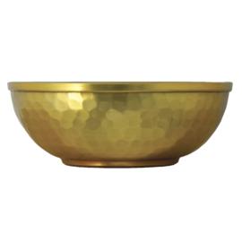 Tadé - brass (hamam) bowl
