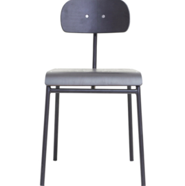 House Doctor chair black