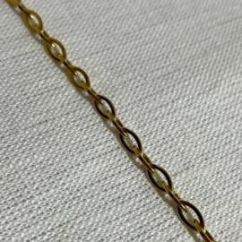 14 karaat goud armband markies