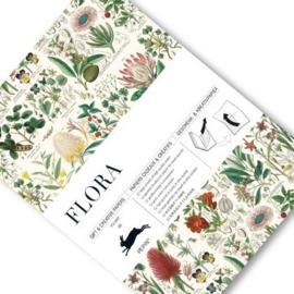 Pepin Press - gift wrap & creative paper: Flora
