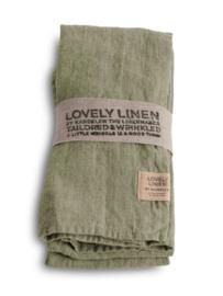 Lovely Linen napkin 45 x 45 cm (various colours)