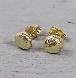 Jeh Jewels oorstekers zilver verguld