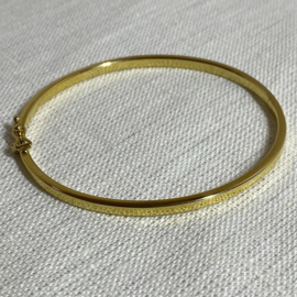 14 karaat goud armband scharnier