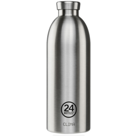 24Bottles Clima Bottle 850ml - Steel
