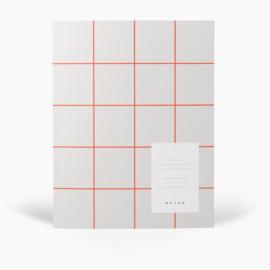 NOTEM UMA notebook - large, light grey