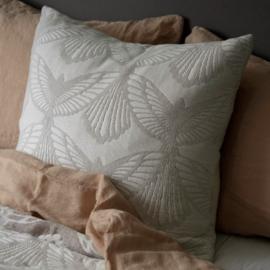 Lina Johansson Wings Cotton Cushion Cover 50 x 60 cm