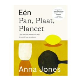 """""""ÉÉN Pan, Plaat, Planeet"""" - Anna Jones"""