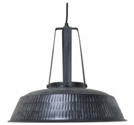 HK Living hanglamp Workshop L, rustic black