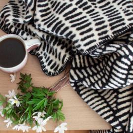 Lina Johansson Cotton Blanket Twist Ecru