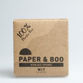 Paper & Boo - Konjac Sponge (all skin types)