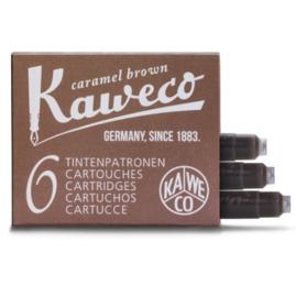 Kaweco refills fountain pen, 6 pieces, various colours
