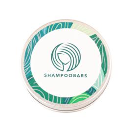Shampoobar - blikje rond voor shampoobar