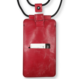 F337 ROBIN Phone Neck pouch M - 06