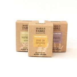 Marius Fabre kleine zeepjes, 40 gr, diverse geuren