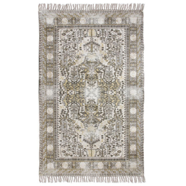 HK living carpet dusty overdyed rug 120 x 180