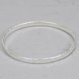 Jeh Jewels bracelet silver Hammered