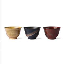 HK living bowls Matcha, per piece