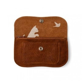 Keecie Cat Chase wallet Small (several colours)