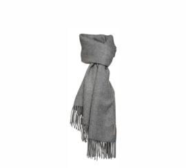 Silkeborg sjaal Arequipa Large - medium grey
