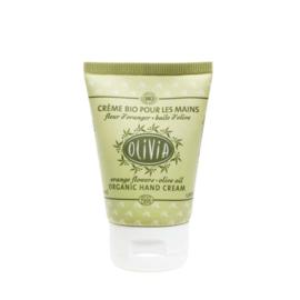 Marius Fabre Organic Hand Cream, 50 ml