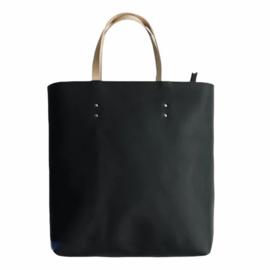 PUC Shopping small, zwart