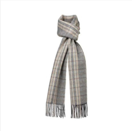 Silkeborg scarf Buenos Aires Small - classic grey