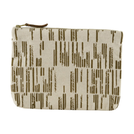 House Doctor toiletry bag  Row