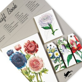 Pepin Press - paper craft book: Flowers