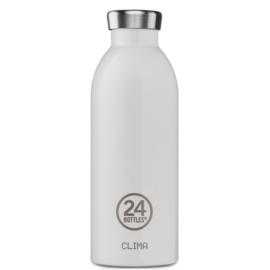 24Bottles Clima Bottle 500ml - Arctic White
