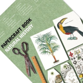 Pepin Press - paper craft book: Natural History