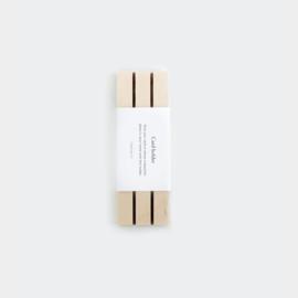 Inkylines kaartenhouder hout klein