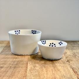 Anne Black 'Black is Blue' bowl (2 sizes)