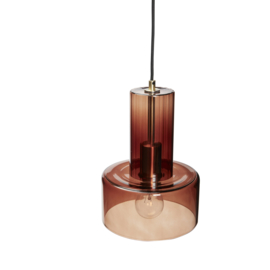 Hubsch pendant lamp, glass