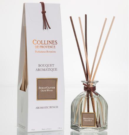 Collines de Provence - aromatic essence diffuser (various scents)