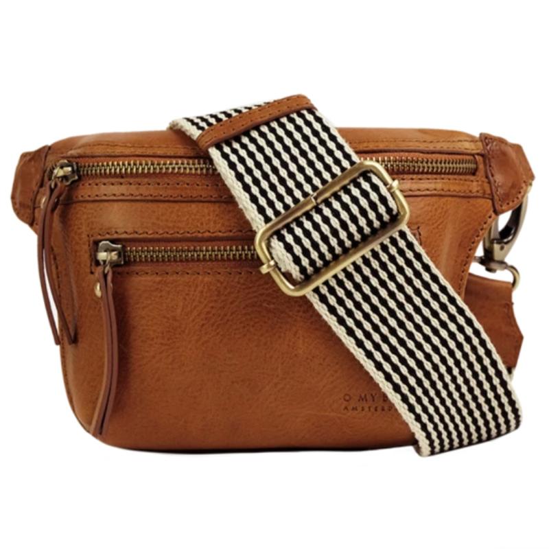 O My Bag - Beck's Bum Bag cognac